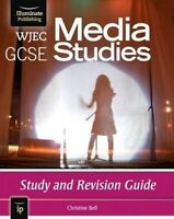 WJEC GCSE Media Studies. Study and Revision Guide by Bell, Christine (Paperback