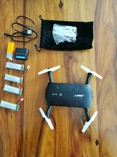 JJRC Elfie H37 - WIFI Foldable RC quad drone with video camera & accessories