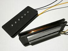 Jazzmaster HYBRID Guitar Pickups SET A5 P90 / Humbucker Hand Wound Fender FAT Q
