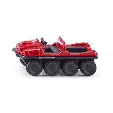 Siku 1386 ARGO AVENGER Rosso (blister) MODELLINO AUTO NUOVO !°