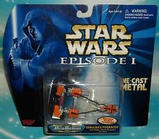 STAR WARS MICRO MACHINES EPISODE 1 DIE CAST SEBULBA'S PODRACER