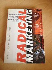 SAM HILL, RADICAL MARKETING. ISBN 0887309054