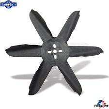 "Flex-A-Lite 18"" Belt-Driven Standard Rotation Nylon Fan"