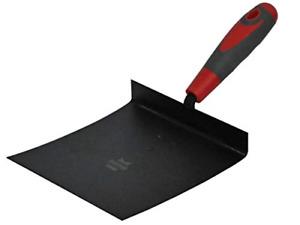 Faithfull SGTHARL Soft-Grip Harling Trowel 4-inch x 12-inch