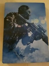 Call of Duty GHOSTS Steelbook Case, Sweat band, and lanyard- 3 items -No Game