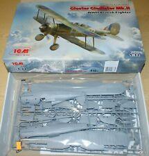 Gloster Gladiator Mk.II von ICM in 1/32