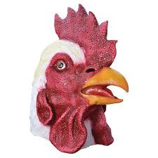 #rooster POLLO Gomma Maschera NATALE HALLOWEEN ACCESSORIO