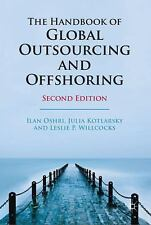 The Handbook Of Global Outsourcing And Offshoring: 2nd Edition: By Ilan Oshri...