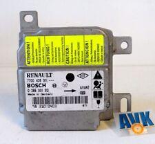 Airbagsteuergerät Steuergerät Renault Clio II, Kasten, 7700428311, Bosch