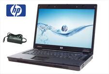 HP COMPAQ 6710b LAPTOP | 4GB | 160GB | WIFI | DVDRW | FB READER | WIN 10+OFFICE
