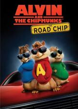 Alvin And The Chipmunks - The Road Chip DVD *NEW & SEALED