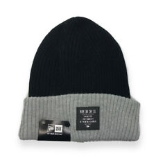 NEW ERA NEW YORK 1920 BEANIE BLACK GRAY OSFA