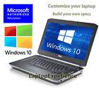 Dell Laptop Latitude Core I5 16gb 512gb Ssd Hd Hdmi Windows 10 Wifi Notebook Pc