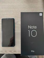Xiaomi Mi Note 10 pro Android Smartphone 256 Gb Aurora Green