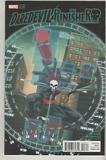 Daredevil Punisher 3 Marvel 2016 Soule Mast Kudranski Sharalampidis NEW Unread