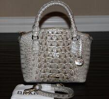 💚Brahmin Duxie Small Duxbury Convertible Bag Sterling Melbourne Purse Handbag