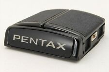 =NEAR MINT= Pentax Waist Level Finder Late Model for 6x7 67 67II from Japan #q16