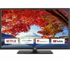 "JVC LT-32C600 32"" SMART WIFI LED TV HD READY FREEVIEW PLAY HD HDMI x2 USB"