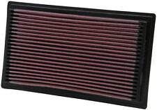 K&N Hi-Flow Performance Air Filter 33-2075 fits Subaru Forester 2.5 XT (SG)