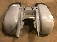 1992 92 POLARIS TRAIL BOSS 350L 4x4 FRONT FENDER CAB GREY   GREAT SHAPE