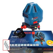 Original BOSCH GLL 5-50X Professional 5-Line Laser Self Level Measure GLL5-50X