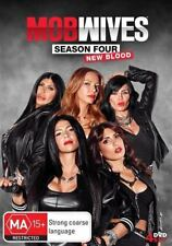MOB WIVES - SEASON 4 New Blood DVD [New/Sealed]