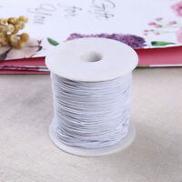 Elastic Stretchy Beading Thread Cord Bracelet String For Jewelry Making 100m
