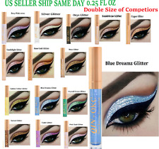Metallic Glitter Shimmer Eye Shadow Glow Liquid Long lasting Waterproof  Sense