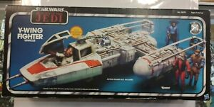 Y-WING FIGHTER Vintage Collection TRU Exclv tvc Vehicle Star Wars Ship parts box