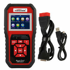 KONNWEI KW850 OBD2 EOBD Auto Car Diagnostic Tool Scanner Automotive Code Reader