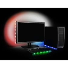 Antec Accent Color HDTV USB Powered LED Back Lighting Self Stick Multi Colored