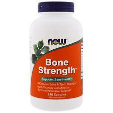 Resistenza ossea - 240 Capsule da Now Foods-sostiene la salute delle ossa