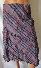 ***AUTHENTIC Clothing Company GONNA SKIRT TG.44 misto lana  PREZZI BASSI e FISSI