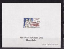 FG ND    abbaye de la Chaise Dieu   1993   num: 2825