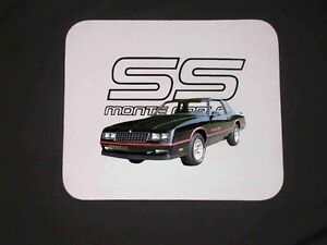 NEW Chevy Monte Carlo SS Mousepad (9 to choose from)