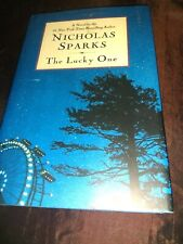 The Lucky One by Nicholas Sparks (2008, Hardcover)