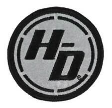 Harley Davidson Aufnäher/Patch Modell Ignition Circle Größe ca.7,5 cm x 7,5 cm
