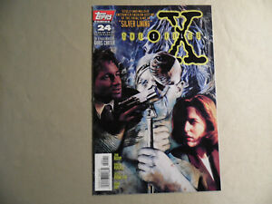 X-Files #24 (Topps 1996) Free Domestic Shipping