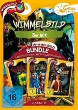 Wimmelbild 3er Bundle 9 Sunrise Games PC Spiel Neu & OVP