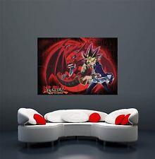 Yu Gi Oh D Manga Anime Cartoon Japan Giant Wall Art Print Poster X 2350