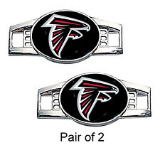 Atlanta Falcons Shoe Charms / Paracord Charms