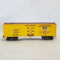 Life Like HO Scale American Refrigerator Transit Co. Freight Box Car A.R.T. 247