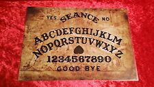 Magia extraña Londres Thames Tabla Ouija De Madera Laminada Hoja Y Mini Plancha