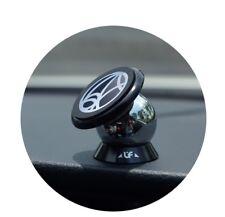 360 Degree Magnetic Car Dashboard Mobile Phone Mount Holder Magnet Rack Steelie