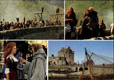 Multi-View Postcard The Making of the Film HIGHLANDER at Eilean Donan Castle