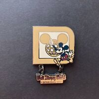 Walt Disney World Resort Retro Mickey Mouse Logo Disney Pin 77144