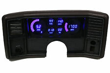 Intellitronix Monte Carlo DIGITAL DASH PANEL FOR 1978-1988 Gauges Blue LEDs!