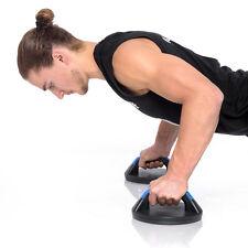 Bodyworks Liegestützgriffe drehbar, Griffe Push up Fitness Training