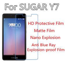 3pcs For SUGAR Y7  Anti Scratch Good Touch Matte,High Clear Screen Film