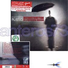 """CORRADO RUSTICI """"DECONSTRUCTION"""" CD - ELISA NEGRAMARO"""